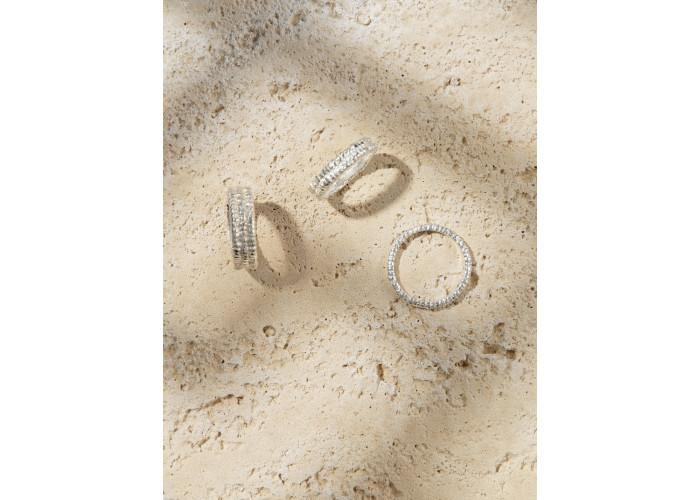 Кольцо Конго // серебро