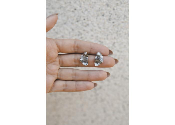 Серьги Наоми // серебро