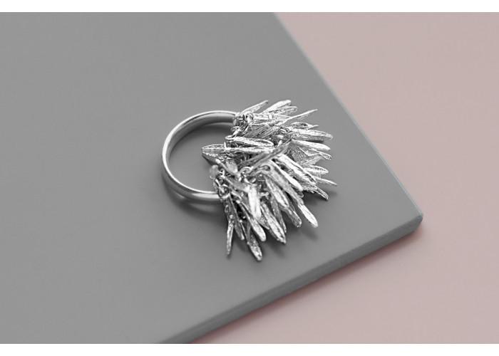 """Кольцо """"Розмарин"""" // серебро"""