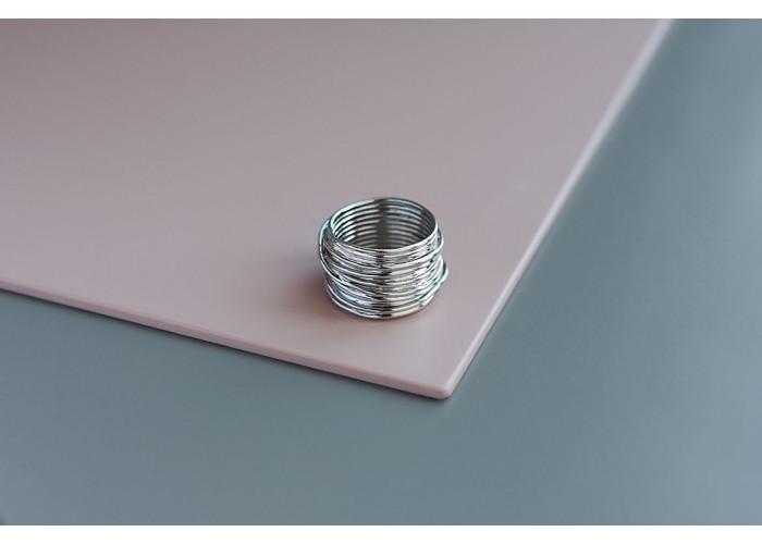 Кольцо проволочное // серебро