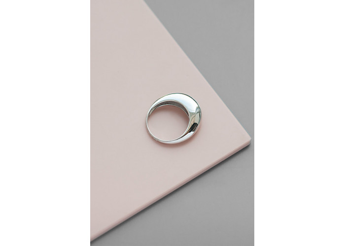 Кольцо галь тонкое // серебро
